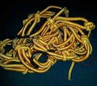 """Сетка""""паук"""" для крепления багажа к байку, размеры сетки примерно 40см*40см, 25 я. Запорожье, Запорожская область. фото 3"""