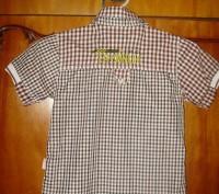 рубашка была одета один раз на фотосессию. размер 15. замеры по запросу.. Кременчуг, Полтавская область. фото 3