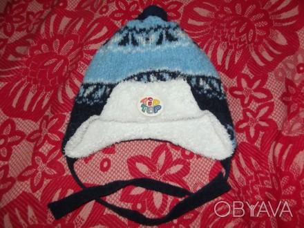 шапка в отличном состоянии носили от 1 до 4 на шапке написан размер 4. Кременчуг, Полтавская область. фото 1