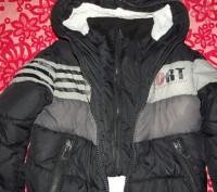 зимняя куртка очень теплая. Целая негде не порвана на синтепоне и с меховой подк. Кременчуг, Полтавская область. фото 3