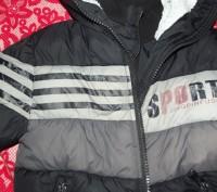 зимняя куртка очень теплая. Целая негде не порвана на синтепоне и с меховой подк. Кременчуг, Полтавская область. фото 6