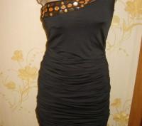 платье нарядное 44-46р. Никополь. фото 1