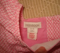 Платье MONSOON на девочку 12-18 мес. Возраст: 12-18 мес. Производство - Индия.. Херсон, Херсонская область. фото 9