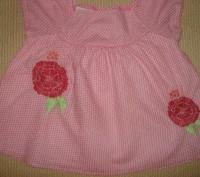 Платье MONSOON на девочку 12-18 мес. Возраст: 12-18 мес. Производство - Индия.. Херсон, Херсонская область. фото 4