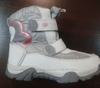 Термо - ботинки   для девочки в наличии  ТОМ. М.  31 - 36р.. Купянск. фото 1