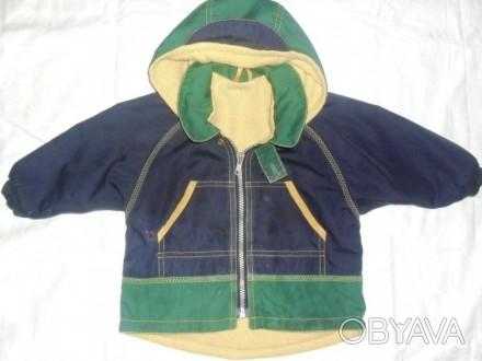 Курточка привезена в подарок нам из Германии, качество отличное, демисезонная. К. Полтава, Полтавская область. фото 1