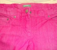 Красивые фирменные, качественные брюки на девочку 9-10 лет. В идеальном состояни. Полтава, Полтавская область. фото 4