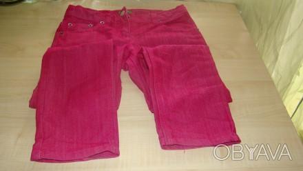 Красивые фирменные, качественные брюки на девочку 9-10 лет. В идеальном состояни. Полтава, Полтавская область. фото 1