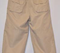 Теплые штанишки на флисовой подкладке,верх плащевка,рост 98-104 впереди и сзади . Кременчуг, Полтавская область. фото 4