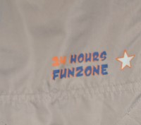 Теплые штанишки на флисовой подкладке,верх плащевка,рост 98-104 впереди и сзади . Кременчуг, Полтавская область. фото 3