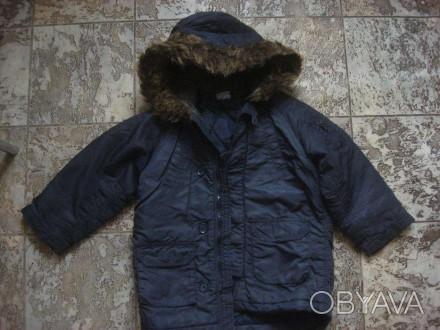 Курточка б\у ,длина по спинке 59,спинка на 4 см длинее-чем перед,длина рукава от. Кременчук, Полтавська область. фото 1