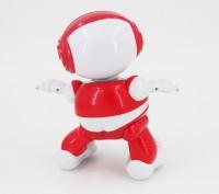 Танцующий робот Disco Robo Andy (Red) - TDV101 (Диско-робот Лукас) - это уникаль. Запорожье, Запорожская область. фото 5