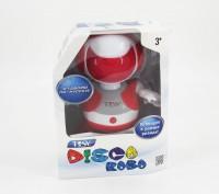 Танцующий робот Disco Robo Andy (Red) - TDV101 (Диско-робот Лукас) - это уникаль. Запорожье, Запорожская область. фото 7