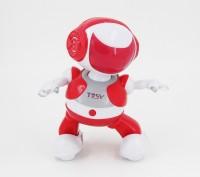 Танцующий робот Disco Robo Andy (Red) - TDV101 (Диско-робот Лукас) - это уникаль. Запорожье, Запорожская область. фото 4
