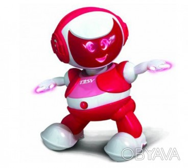 Танцующий робот Disco Robo Andy (Red) - TDV101 (Диско-робот Лукас) - это уникаль. Запорожье, Запорожская область. фото 1