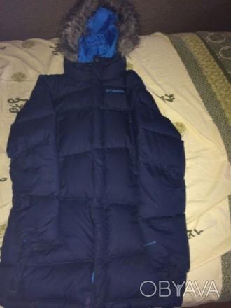 Курточка 14до 16 лет зимняя размер L фирма Columbia в хорошем состоянии. Киев, Киевская область. фото 1