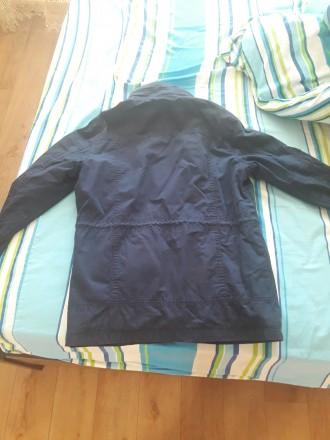 Куртка демисезонная Pocopiano (Германия) на мальчика 11-12 лет. Состав ткани - 1. Кременчуг, Полтавская область. фото 3