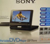 портативное DVD SONY. Запорожье. фото 1