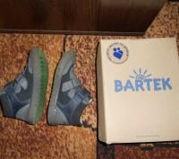 Продам демисезонные ботинки Bartek на мальчика.  26 размер, по стельке 16,5 см.. Запорожье, Запорожская область. фото 5