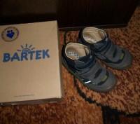 Продам демисезонные ботинки Bartek на мальчика.  26 размер, по стельке 16,5 см.. Запорожье, Запорожская область. фото 7