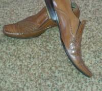 туфли натуральная кожа. Ромны. фото 1