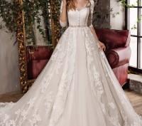 Свадебное платье. Днепр. фото 1