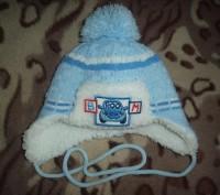 Зимняя шапка для мальчика. Ромны. фото 1