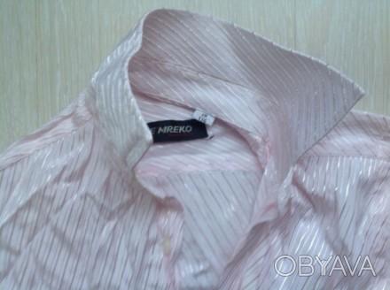 Рубашка на запонках в отличном состоянии.. Карлівка, Полтавська область. фото 1
