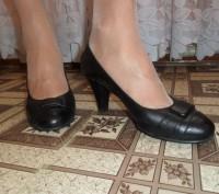 Продам кожаные туфли. Энергодар. фото 1