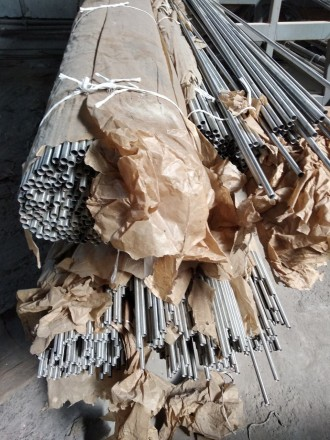 Продам трубы нержавеющие высокоточные сталь 12х18н10т 5х0,5 количество 1500 кг.. Днепр, Днепропетровская область. фото 5