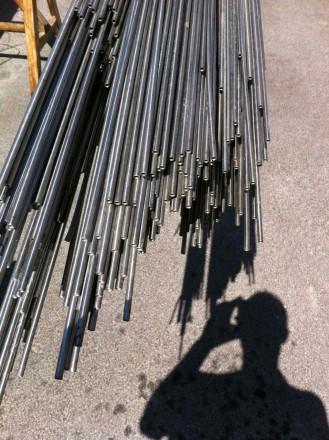 Продам трубы нержавеющие высокоточные сталь 12х18н10т 5х0,5 количество 1500 кг.. Днепр, Днепропетровская область. фото 7