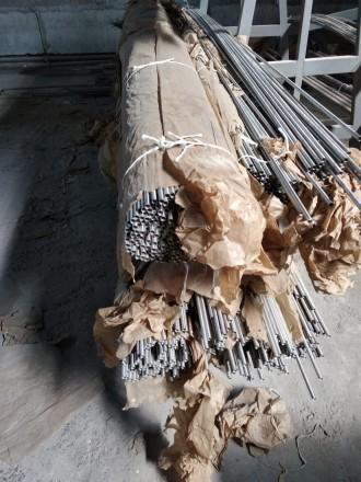 Продам трубы нержавеющие высокоточные сталь 12х18н10т 5х0,5 количество 1500 кг.. Днепр, Днепропетровская область. фото 4