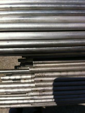 Продам трубы нержавеющие высокоточные сталь 12х18н10т 5х0,5 количество 1500 кг.. Днепр, Днепропетровская область. фото 2