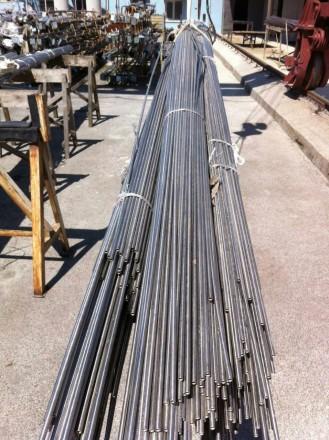 Продам трубы высокоточные сталь 12х18н10т 10х0,4 количество 880 кг.. Днепр, Днепропетровская область. фото 2