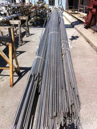 Продам трубы высокоточные сталь 12х18н10т 10х0,4 количество 880 кг.. Днепр, Днепропетровская область. фото 1