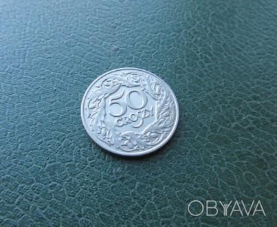50 грошей 1923 Польша.