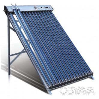 Представляем высокоэффективный вакуумный солнечный коллектор AXIOMA energy AX-10. Харьков, Харьковская область. фото 1