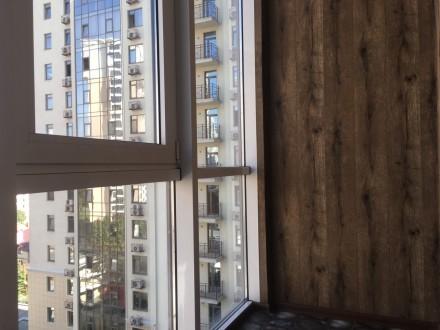 Сдам студия и спальня в ЖК 6 Жемчужина. Общая пл. 46 м2. 10 эт. Двуспальная кров. Приморский, Одесса, Одесская область. фото 7