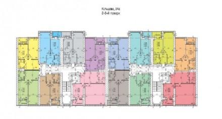 Успейте купить 2 комнатную квартиру в новом доме по ул. Кольцевой ( р-н Эпицентр. Чернигов, Черниговская область. фото 4