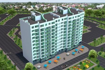 Успейте купить 2 комнатную квартиру в новом доме по ул. Кольцевой ( р-н Эпицентр. Чернигов, Черниговская область. фото 2