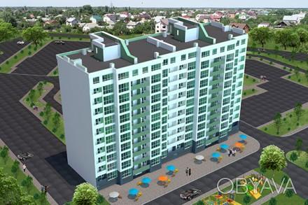 Успейте купить 2 комнатную квартиру в новом доме по ул. Кольцевой ( р-н Эпицентр. Чернигов, Черниговская область. фото 1