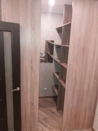 Предлагается в аренду 1-ком квартира на Центральной  Мытнице в новом доме, по ул. Черкассы, Черкасская область. фото 13