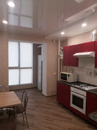 Предлагается в аренду 1-ком квартира на Центральной  Мытнице в новом доме, по ул. Черкассы, Черкасская область. фото 6