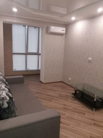Предлагается в аренду 1-ком квартира на Центральной  Мытнице в новом доме, по ул. Черкассы, Черкасская область. фото 3