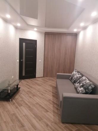 Предлагается в аренду 1-ком квартира на Центральной  Мытнице в новом доме, по ул. Черкассы, Черкасская область. фото 4