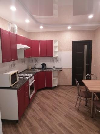 Предлагается в аренду 1-ком квартира на Центральной  Мытнице в новом доме, по ул. Черкассы, Черкасская область. фото 5