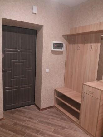 Предлагается в аренду 1-ком квартира на Центральной  Мытнице в новом доме, по ул. Черкассы, Черкасская область. фото 11