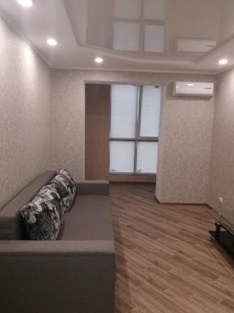 Предлагается в аренду 1-ком квартира на Центральной  Мытнице в новом доме, по ул. Черкассы, Черкасская область. фото 2
