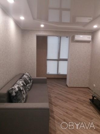 Предлагается в аренду 1-ком квартира на Центральной  Мытнице в новом доме, по ул. Черкассы, Черкасская область. фото 1
