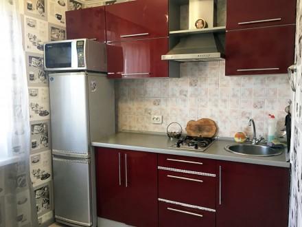 АКТУАЛЬНО!  В долгосрочную аренду предлагается уютная 1-комнатная квартира на . Русановка, Киев, Киевская область. фото 2